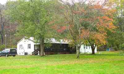 Single Family Home For Sale: 1216 & 1176 Township Road 140 E.