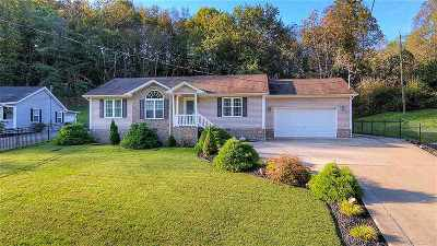 Barboursville Single Family Home For Sale: 1615 Hash Ridge Road