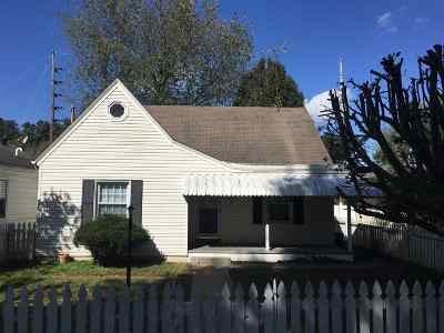 Chesapeake Single Family Home For Sale: 622 2nd Avenue