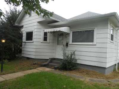 Ironton Single Family Home For Sale: 2215 S 5th Street