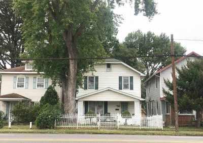Huntington Single Family Home For Sale: 1932 Adams Avenue