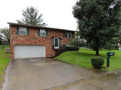 Barboursville Single Family Home For Sale: 14 Colonial Court