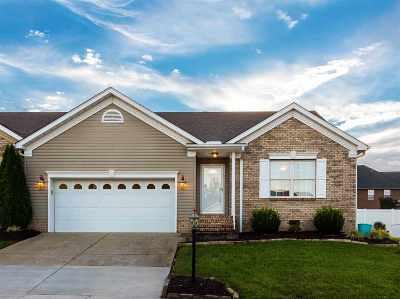Hurricane Single Family Home For Sale: 189 Gables Drive