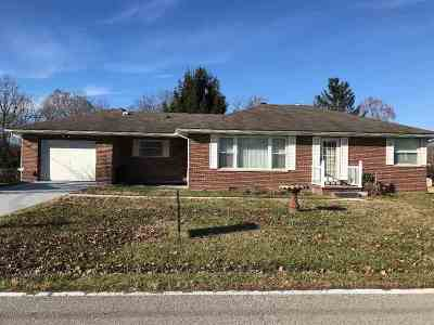Milton Single Family Home For Sale: 2511 Kirby Road