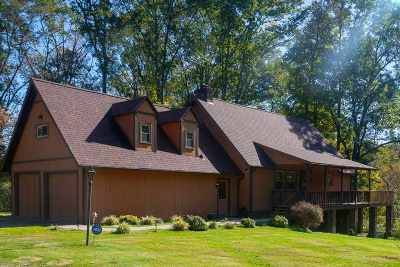 Barboursville Single Family Home For Sale: 3230 Booten Creek Road