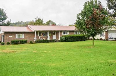 Barboursville Single Family Home For Sale: 3069 Wilson Road