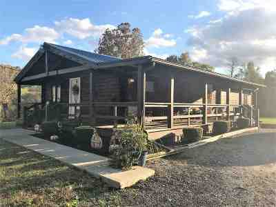 Chesapeake Single Family Home For Sale: 1441 County Road 32