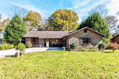 Culloden Single Family Home For Sale: 1024 Oakwood Road