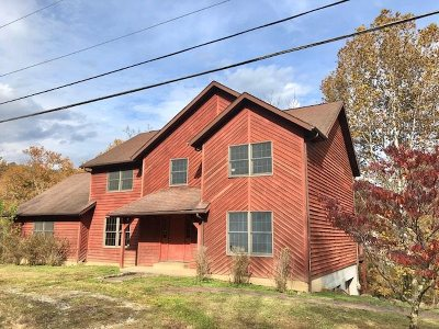 Proctorville Single Family Home For Sale: 43 Private Drive 429