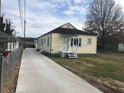 Proctorville Single Family Home For Sale: 306 Twp Rd 1057