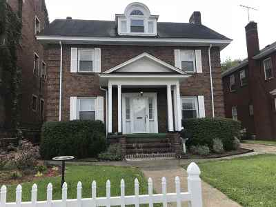Single Family Home For Sale: 1416 Central Ave