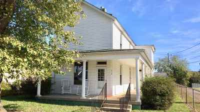 Proctorville Single Family Home For Sale: 312 Walnut Street