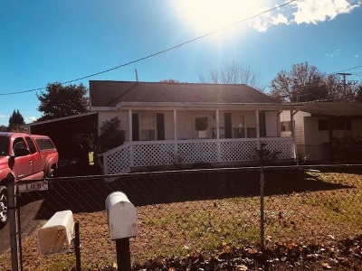 Proctorville Single Family Home For Sale: 189 Township Road 1061