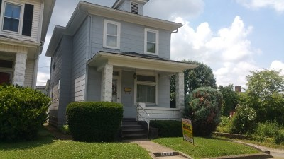 Ironton Single Family Home For Sale: 1012 S 4th
