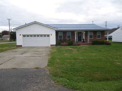 Proctorville Single Family Home For Sale: 91 Twp. Rd. 1152