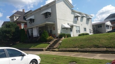 Ironton Single Family Home For Sale: 510 Railroad St Apt 4