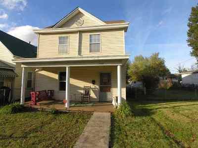 Huntington Single Family Home For Sale: 2108 11th Avenue