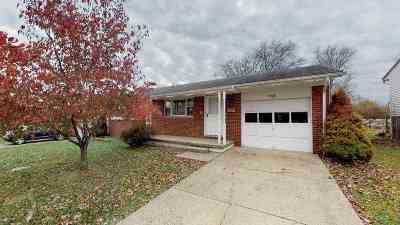 Hurricane Single Family Home For Sale: 111 Vaturia Drive