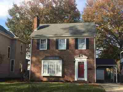 Huntington Single Family Home For Sale: 2632 Collis Avenue