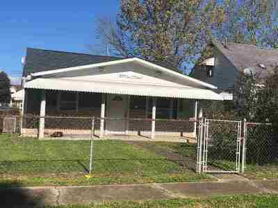 Huntington Single Family Home For Sale: 3424 Chase Street