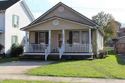 Huntington Single Family Home For Sale: 3029 Bradley Road