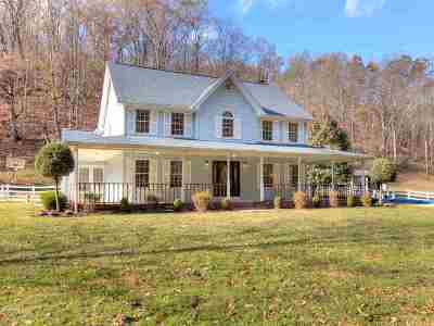 Barboursville Single Family Home For Sale: 791 Little Fudges Creek Road