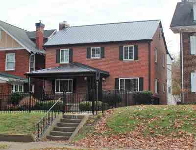 Huntington WV Single Family Home For Sale: $250,000