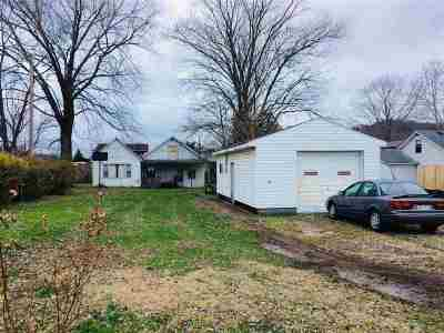 Huntington WV Single Family Home For Sale: $30,000