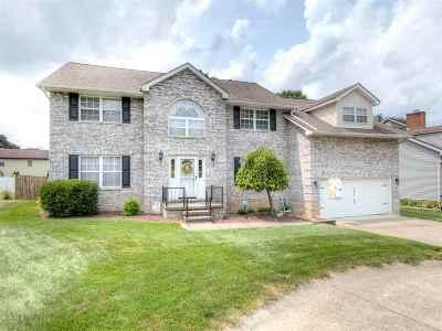 Scott Depot Single Family Home For Sale: 220 Bent Tree Estate