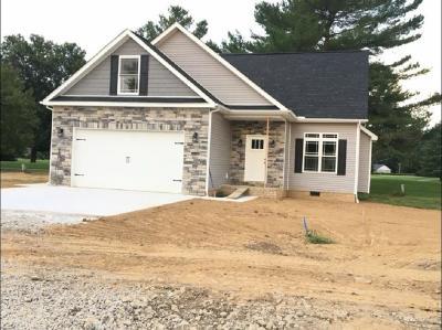 Barboursville Single Family Home For Sale: 6 Hawk Lane