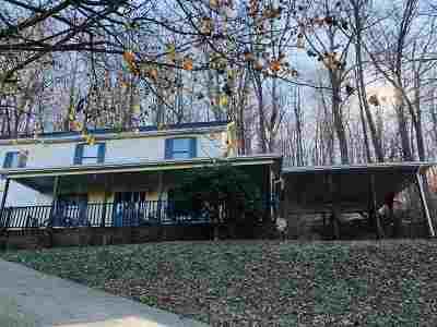 Huntington WV Single Family Home For Sale: $195,000