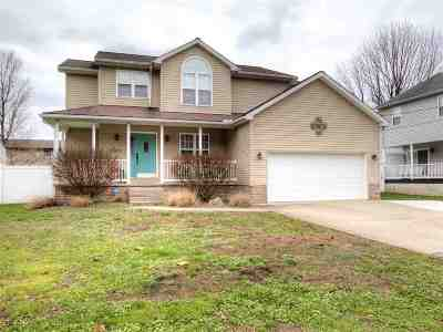 Proctorville Single Family Home For Sale: 70 Township Road 1150