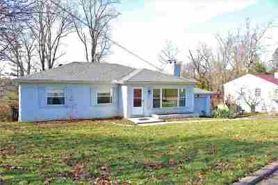 Huntington Single Family Home For Sale: 2211 S Inwood Drive