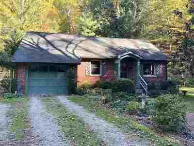 Huntington Single Family Home For Sale: 2296 Miller Road