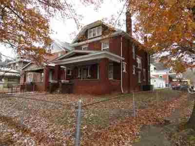 Huntington WV Single Family Home For Sale: $89,500