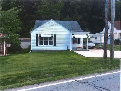 Huntington WV Single Family Home For Sale: $55,000