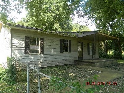 South Point Single Family Home For Sale: 96 Pvt Dr 1179 Co Rd 15