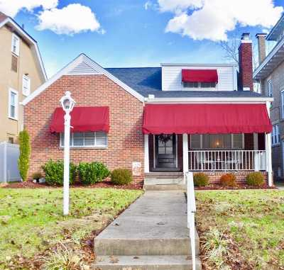 Huntington Single Family Home For Sale: 1134 8th Street