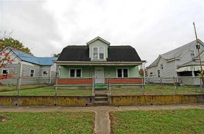 Huntington WV Single Family Home For Sale: $27,000