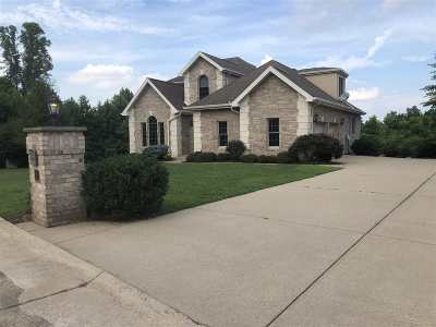 Ona Single Family Home For Sale: 1010 Nashmont Drive