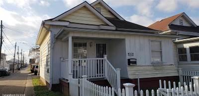 Huntington WV Single Family Home For Sale: $19,900