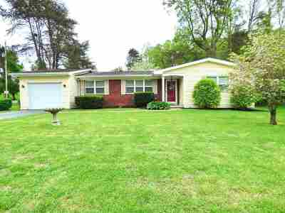 Ironton Single Family Home For Sale: 3226 State Route 243