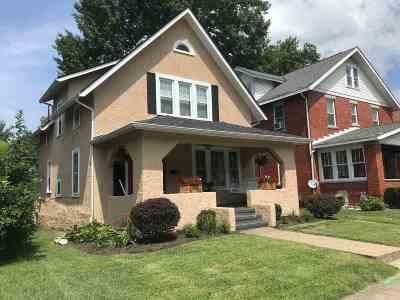 Huntington WV Single Family Home For Sale: $148,500