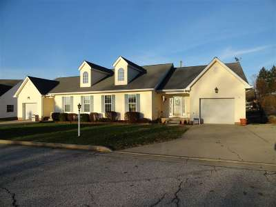 Barboursville Single Family Home For Sale: 6 Piney Way