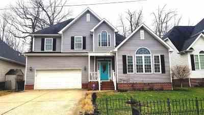 Huntington WV Single Family Home For Sale: $259,000