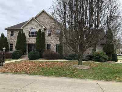 Barboursville Single Family Home For Sale: 35 Diamond Drive
