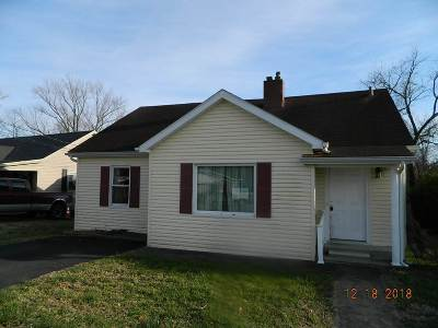 Ashland Single Family Home For Sale: 395 Laurel Avenue