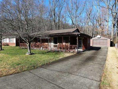 Barboursville Single Family Home For Sale: 6 Steiner Blvd