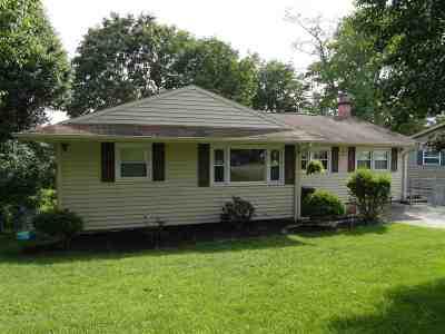 Huntington WV Single Family Home For Sale: $109,900
