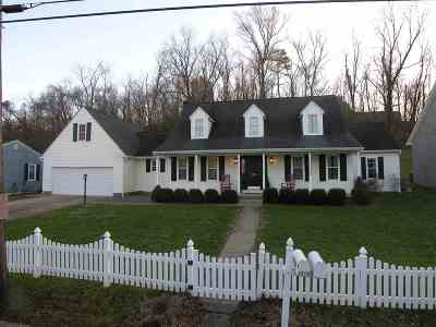 Barboursville WV Single Family Home For Sale: $267,900